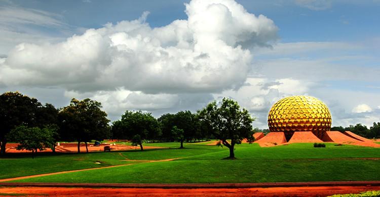 Vistas de Auroville