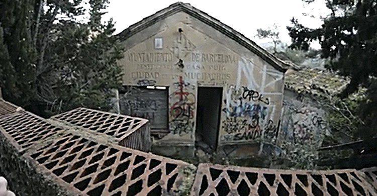 reformatorios abandonados barcelona