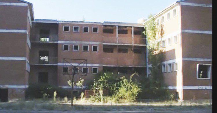 colegios abandonados Palencia