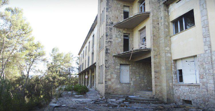colegios abandonados Barcelona