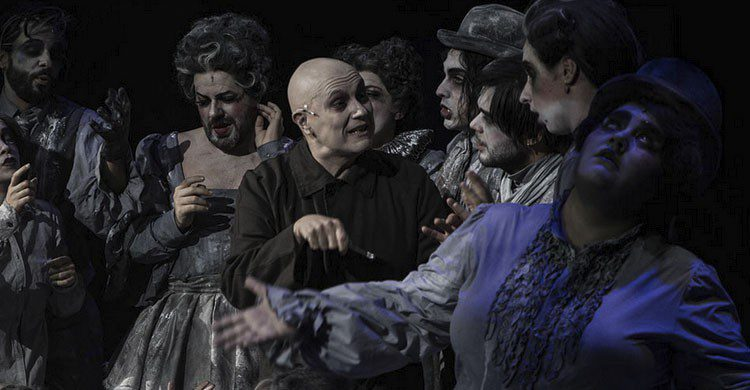 musical familia Addams Madrid