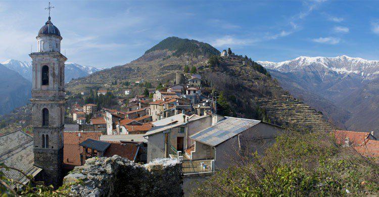 turismo por Liguria