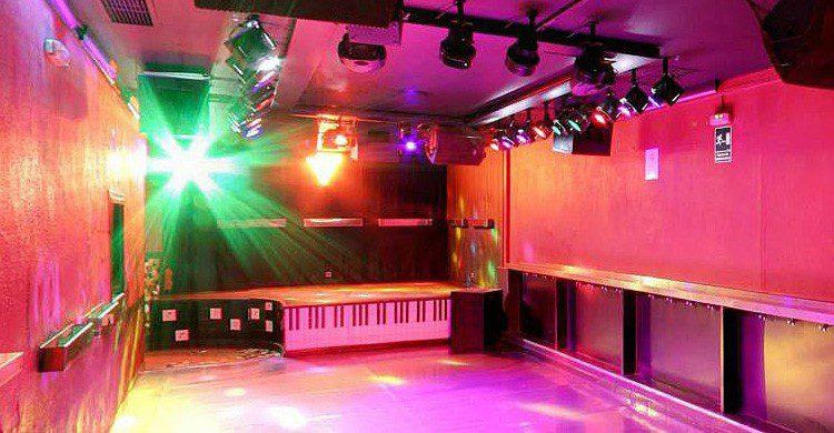La mítica sala Magic de Barcelona (Fuente: magic-club.net)