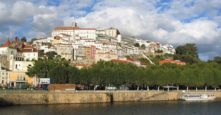 Ciudad vieja de Coímbra (Bernt Rostad, Foter)