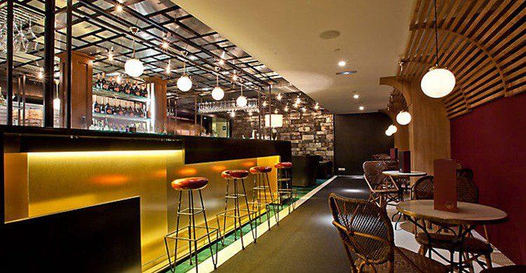 Bar Boulud en Barcelona (Fuente: mandarinoriental.es)