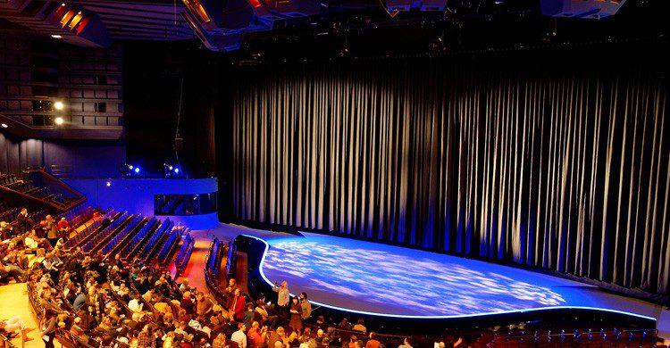 El cabaret Friedrichstadt-Palast de Berlín (Fuente: Christoph Sammer / Flickr)