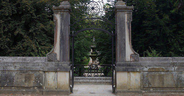 Puerta del Jardín Botánico (Rafael Jiménez, Foter)