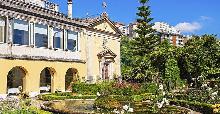 Quintadas Lágrimas el hotel más romántico de Portugal entero (Istock)