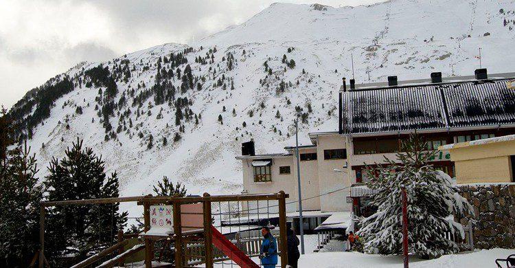 estaciones esqui españa