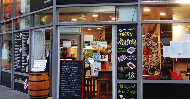 Restaurante Don Curado en Barcelona (Fuente: doncurado-restaurant.com)