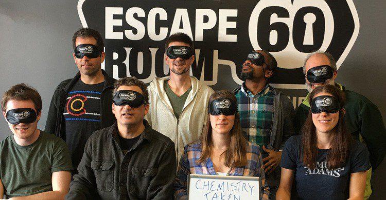 Las 'escape room', un fenómeno para disfrutar entre amigos (Fuente: Rob Friesel / Flickr)