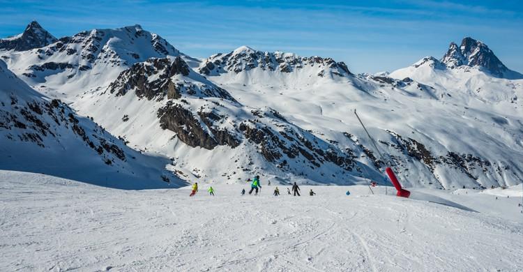 estaciones de esquí de España