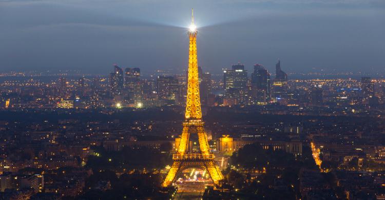 ¿Sabíais Que Está Prohibido Fotografiar La Torre Eiffel