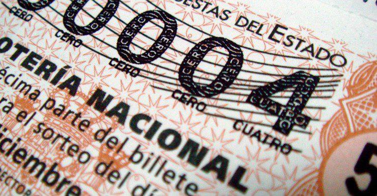 Los número bajos, más premiados en la lotería de Navidad (Fuente: Alvaro Ibañez / Flickr)