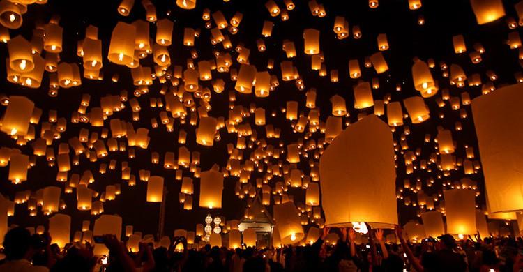 Festival de las Linternas de Taiwán