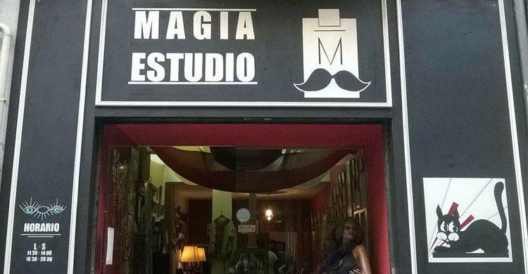 El ilusionismo es protagonista en Magia Estudio de Madrid (Fuente: Facebook Magia Estudio)