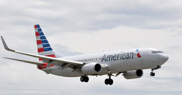 American Airlines (Flickr-Eric Salard)