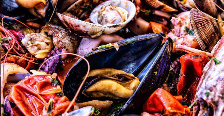 donde comprar marisco barato en España