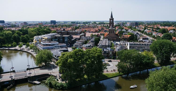Leeuwarden (iStock- Donattella)