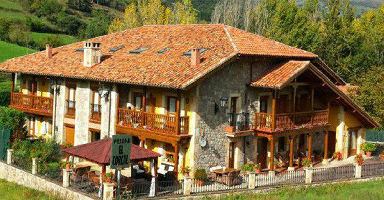 La Corca de Liébana en Cantabria (Fuente: elcorcaldeliebana.es)