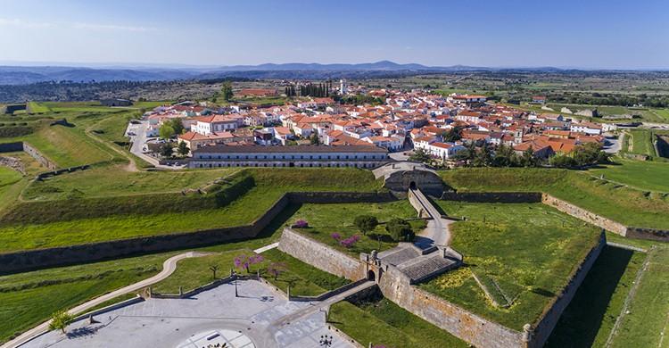 Vistas de Almeida, Portugal