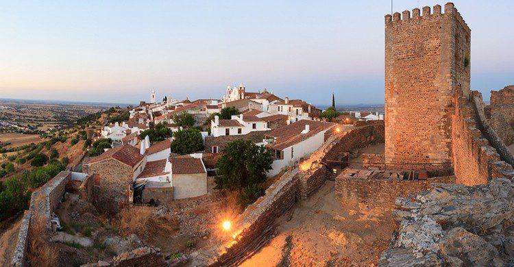 Vistas de Monsaraz, Portugal