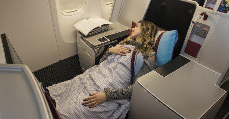 muerte en un avion