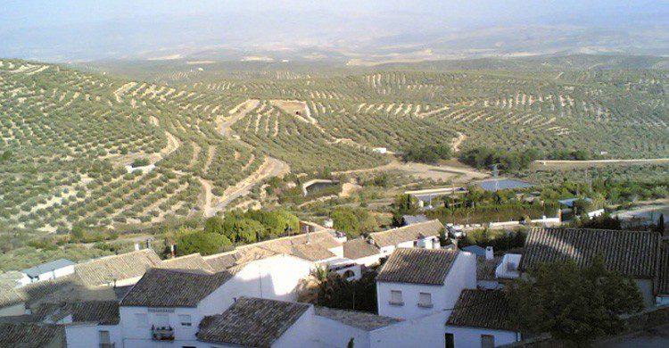 Vistas de la sierra de Úbeda (Fuente: JJ Merelo / Flickr)