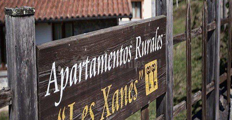 Los Apartamentos de Les Xanes en Asturias (Fuente: apartamentoslesxanes.com)