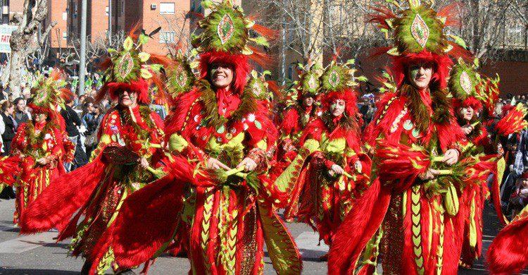 Los Carnavales de Badajoz son Fiesta de Interés Turístico Nacional (Fuente: Paco / Flickr)