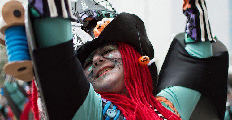 Obligatorio salir con disfraz durante el Carnaval de Badajoz (Fuente: Angel Vidarte / Flickr)