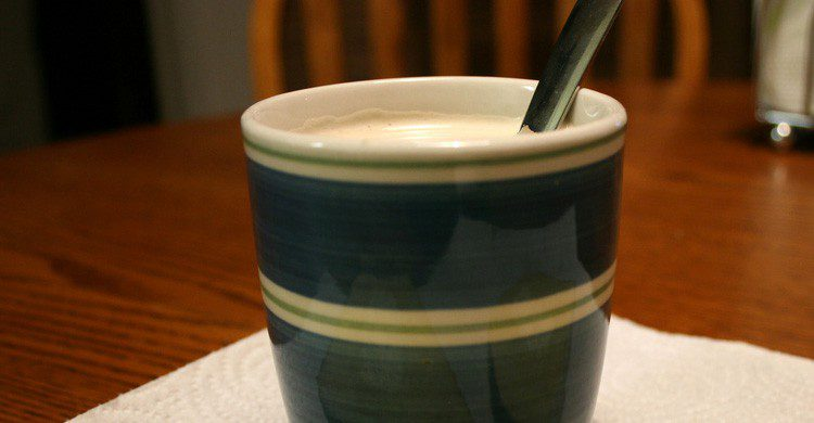 Kafesnea, café con leche (Fuente: Matthew Gonzalez / Flickr)