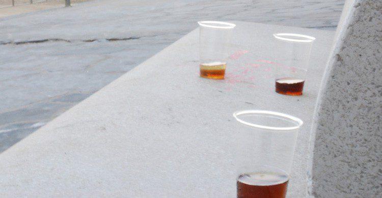 Los katxi, o mini, o litros (Fuente: Josu Mendicute / Flickr)