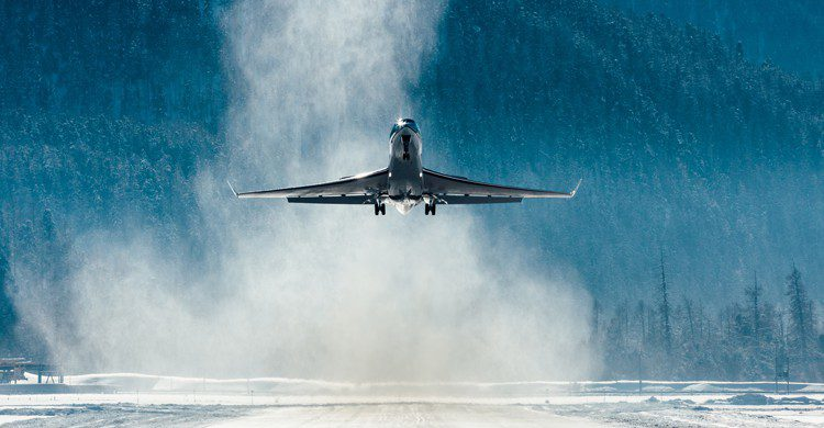 condiciones de vuelo