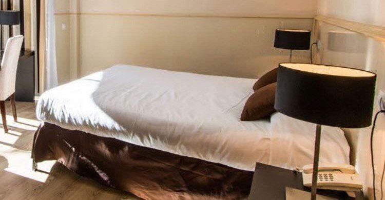 All Suites Feria de Madrid (Fuente: hotelsuitesferiademadrid.com)