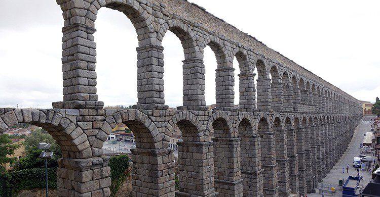 6 curiosidades del acueducto de segovia que te sorprender n el viajero fisg n - Acueducto de segovia arquitectura ...