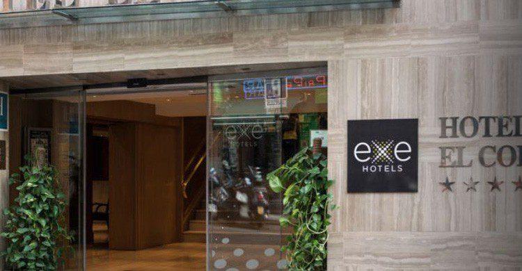 Hotel EXE El Coloso en Madrid (Fuente: exehotels.com)