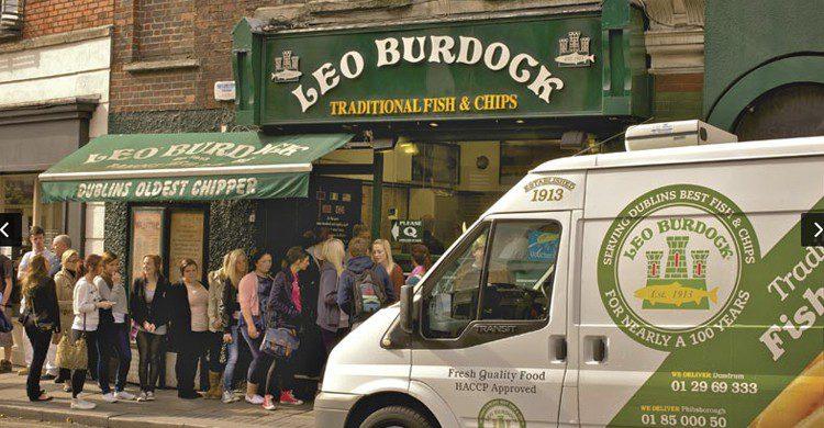 comer barato en Dublin
