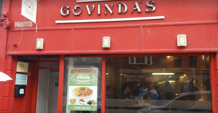 comer barato en Dublín