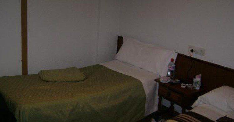 Nuria Hotel en Madrid (Fuente: Tripadvisor)