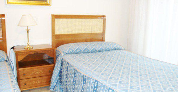 Hotel Olano en Madrid (Fuente: apartamentosolano.es)