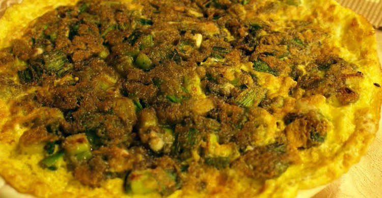 La famosa tortilla con ostras de China (Fuente: g p / Flickr)