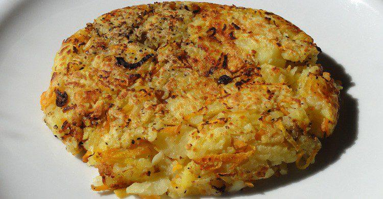El rösti es un plato típico en Suiza (Fuente: Dominik W Neuffer / Flickr)