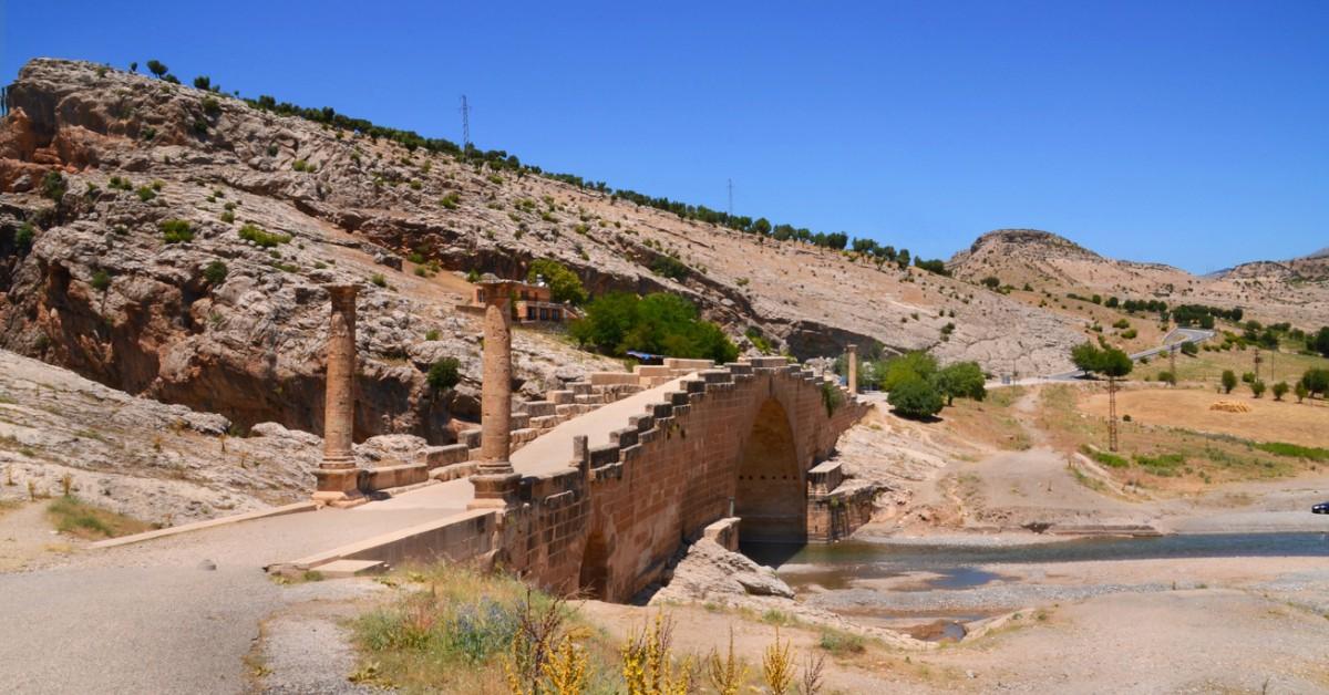 El Puente Cendere en Turquía