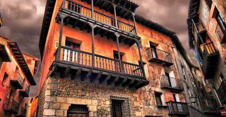 Vistas de Albarracín, en Teruel (Fuente: wikimedia.org)