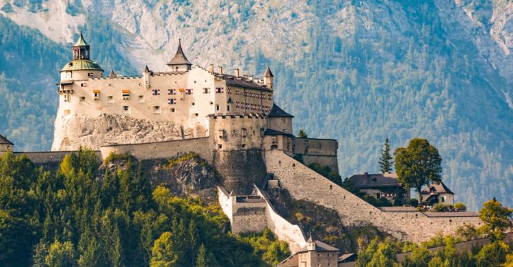 castillos que ver en europa
