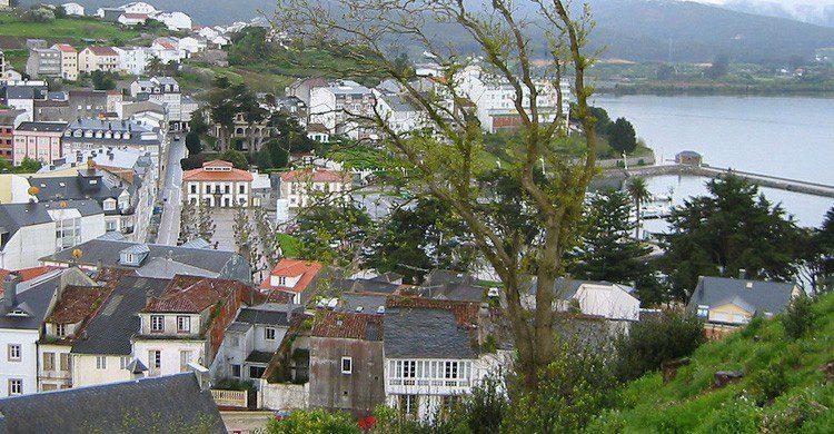 Vistas del pueblo de Ortigueira en Galicia (Fuente: Angely Mase / Flickr)