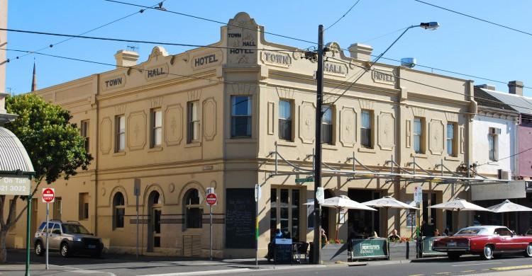 Hotel en Richmond Town