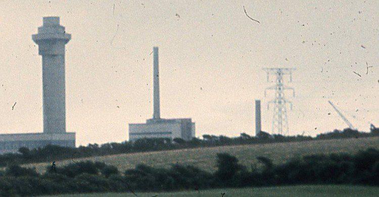 Archivo de las industria en la británica Sellafield (Fuente: The Jr James Archive / Flickr)