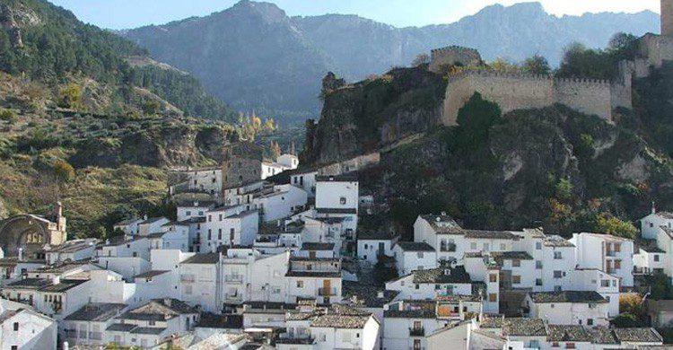 Vistas de Cazora, en Jaén (Fuente: wikimedia.org)